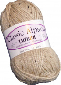 Classic Alpaca Tweed 85% Baby Alpaca 15% Donegal Yarn #280 Cork