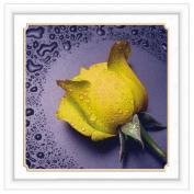 ECYC 5D DIY Flower Painting Cross-Stitch Decorative Diamond Embroidery Rhinestone Needlework Drawing