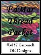 Carousel! - DK Designs EdMar thread pkt #3837