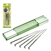 Set of 5 Clover Applique Puncher Thick Needle [58-586]