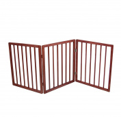 Pet Parade Freestanding Pet Gate