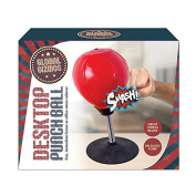 """Global Gizmos 128120cm Desktop Mini Punch Ball Stress Buster with Pump"""" Toy"""