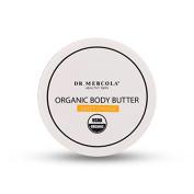 Organic Body Butter Orange 120ml