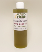 Bulk Hemp Seed Oil Unrefined Organic