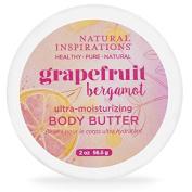Grapefruit Bergamot Mini Body Butter