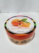Tootloo TANGERINE 300ml Organic Body Butter Hydrating Butter Blend Conditioner All Natural Moisturising Heaven Scented Spa Cream For Hands,feet And Body Made In USA