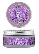 Huini Beauty Shop Lavender Balancing Moisturising Body Butter for all skin type, 200g210ml