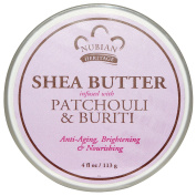 Nubian Heritage, Shea Butter Infused with Patchouli & Buriti, 120ml (113 g) - 2pc