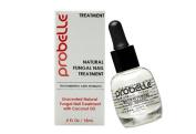 Probelle Natural Fungal Nail Treatment, Anti Fungal Nail Treatment Lauric Acids derived from coconut oil - Size 0.5 fl oz , 15 ml.