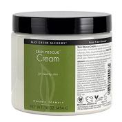 Max Green Alchemy Skin Rescue Cream jar
