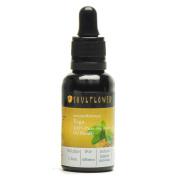 Soulflower Yoga Essential Oil Blend, 30ml, 100% Pure, 100% Vegan, Organic