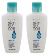 Avon Skin So Soft Original Bath Oil 150ml Bottle - No Pump Included - Set Of 2