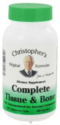 Complete Tissue and Bone Formula (formerly BFand C) - 100 - Veg/Cap ( Multi-Pack) by Dr. Christopher's Formulas