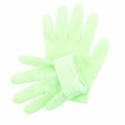 Accessories By Upper Canada 766602 Moisturising Gel Spa Gloves, Green by Accessories by Upper Canada