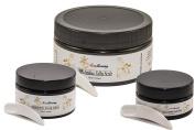 (Awakening Full Body Scrub Bundle) by Royal Sensations Body350ml Arabica Coffee - 190ml Pepperment & 90ml Vamilla Brown Suga Scrub (3pcs Combo)