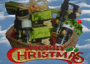 Christmas Gift Basket (Milky Rose) - 66 Fragrances to Select From !!