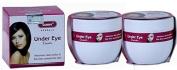 2X Baksons Under Eye Cream for Anti Ageing Eye Cream - Best Eye Treatment for Under Eye Wrinkles, Dark Circles, Puffy Eyes.