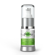 Ageless Eye Serum,For Dark Circles, Bags, Wrinkles, Swelling, Puffing, And Redness. With Hyaluronic Acid, Hydrosol, Peptides, Plant Stem Cells, Cucumber Water, And Amino Acids. Cruelty Free And Vegan.