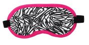Danielle Vera Collection Eye Mask & Ear Plug Set, Abstract Daisy