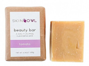 Skin Owl - All Natural / Vegan Tomato Beauty Bar Facial Cleanser