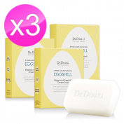 DR.DOUXI 3X Essence of Eggshell Cream Moisturising Face Washing Soap Bar