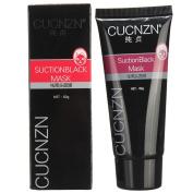 Shouhengda Blackhead Remover Deep Cleansing Purifying Peel Acne Face Mask Black