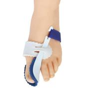 Aptoco 1 Pair Toe Bunion Straighteners Hallux Valgus Corrector Night Splint Foot Pain Relief Feet Care
