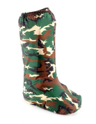 My Recovers Walking Boot Cover for Fracture Boot, Protective Cover in Camouflage, Tall Boot, Made in USA, Orthopaedic Products Accessories