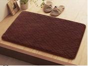 Door mat door mat bathroom mat lounge/kitchen area absorbent pad -4060cm d