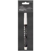 Chalk Craft Liquid Chalkboard Pen-White