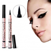 ULAKY Black Sexy Eyeliner Waterproof Liquid Eye Liner Pencil Pen Make Up Beauty Comestics
