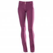 Freddy WR.UP Women's Shaping Effect Low Waist Straight Trousers