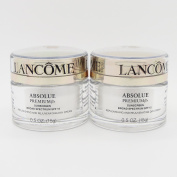New! Lot 2 x Absolue Premium Bx SPF 15 Replenishing and Rejuvenating Day Cream, 15ml each