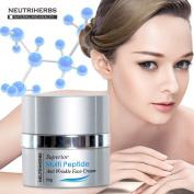 Neutriherbs Collagen Face Cream, Mutil Pepetide Facial Cream Best Anti Ageing Anti Wrinkle Skin Care Day Cream For Men & Women 50g/pc