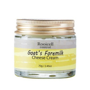 Gangwon, Rooicell, Goat milk Moisturising Cream 70g, extremely dry skin