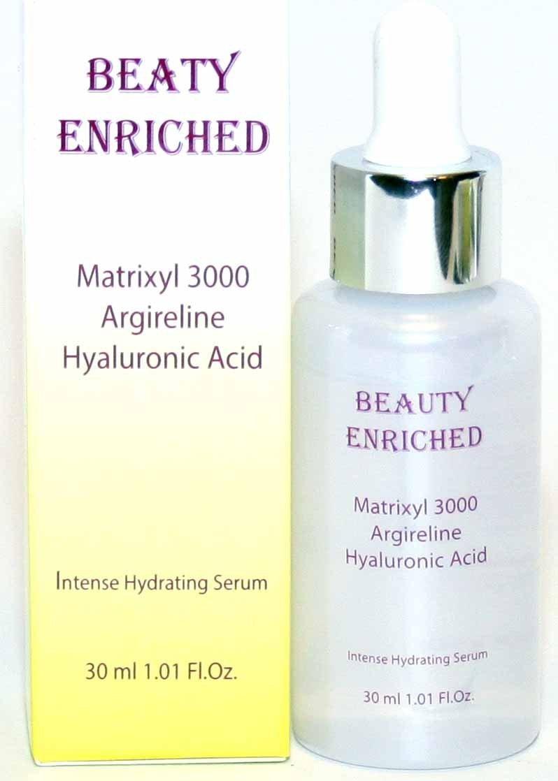 Beauty Enriched 30ml Matrixyl 3000 Argireline Hyaluronic Acid Serum Cream  for Face Wrinkles 30ml Matrixyl 3000 Argireline Hyaluronic Acid Serum Cream