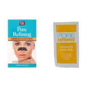 Daggett Ramsdell Pore Refining Charcoal Nose Strips 6 Pore Strips