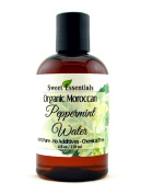Organic Peppermint Water 120ml | Imported From France | Premium Face Toner | Chemical Free | Gentle | Calming | 100% Natural | Perfect for Reviving, Hydrating and Rejuvenating Your Face and Neck