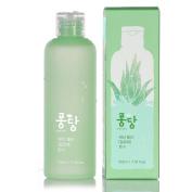 [ Pongdang ] Water Jelly Aloe Six Different Herb Complexes Aloevera Leaf Exact Korean Cosmetics Toner