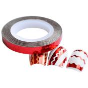 Susenstone Nail Rolls Striping Tape DIY 3D Nail Art Tips Decoration Stickers