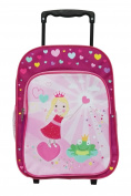 Idena Children's Luggage , Prinzessin (Pink) - 22047