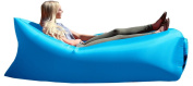 Peicees Air Sleep Sofa Couch Inflatable Lounger for camping beach swimming outdoor BBQ park backyard