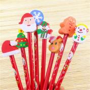 Christmas gift 10pcs Coloured Pencils/ Drawing Pencils for Sketch/Secret Garden Colouring Book