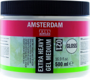 Amsterdam Gel Medium Extra Heavy - Gloss - 500ml