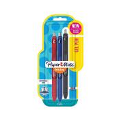 Paper Mate InkJoy Gel Pens, 0.7mm, 3ct - Multicolor Ink