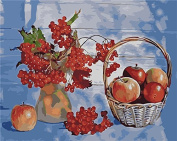 Framless Arrival Unique Gift Digital Oil Painting On Canvas Painting By Numbers Decorative Picture Abstract Still Life Of Fruit