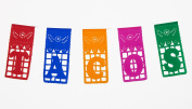 """Mexican TISSUE Papel Picado for TACO BAR - """"TACOS"""" - Designs & Colours as Pictured By Paper Full of Wishes"""