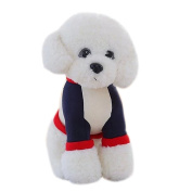 BESTLEE Teddy Dog Plush Stuffed Animal Toy 33cm