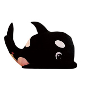 BESTLEE Killer Whale Plush Stuffed Animal Toy 68CM/26.7Inch