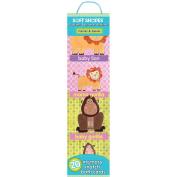 Innovative Kids Soft Shapes Memory Match Bath Cards